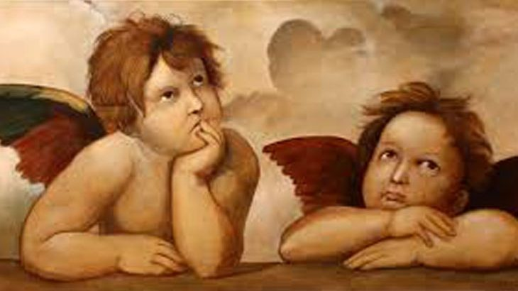 Paintings by Angels October 3