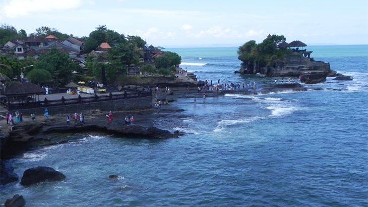 Tourism Bug Has Bitten Bali